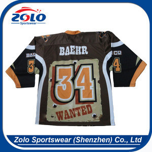 hockey jersey suppliers