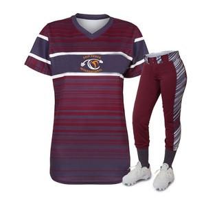 OEM custom made wholesale softball baseball jersey, High Quality Pakistan Made Baseball Uniform