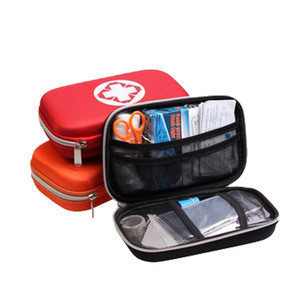 Portable EVA Case First Aid Kit Outdoor First Aid Kit Tool Box