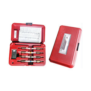Portable metal Hardness Mohs tester Pencil