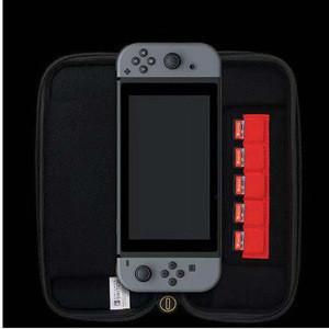 Red Super mario Shockproof Travel Storage Eva Case Bag For Nintendo Switch NS