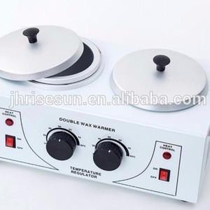 Risesun Hot Selling Electric Depilatory Wax Heating Pot Double Wax Warmer