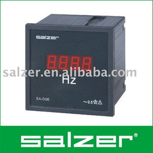 Salzer Brand Digital Frequency Meter