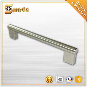 T Bar household steel furniture handle s/s201 / s/s304 iron cabinet handle
