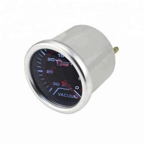 """White Volt meter 2"""" 52mm Digital led 8-18 volts gauge tachometer auto gauge car meter auto parts"""