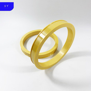 Yellow Zirconia Ceramic Rings For Wire Drawing Machine