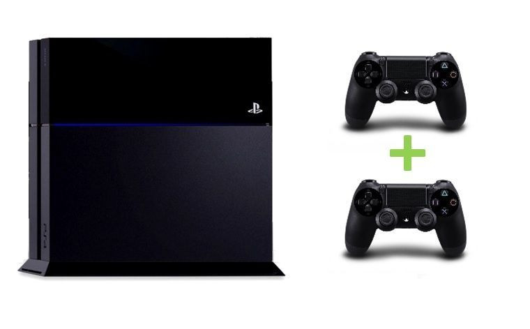 Sony PS4 500GB with free games