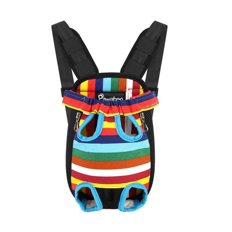 pet carrier bag backpack dog backpack pet bag Cute Pet Chest Carrier Bag Pet Dog Bag