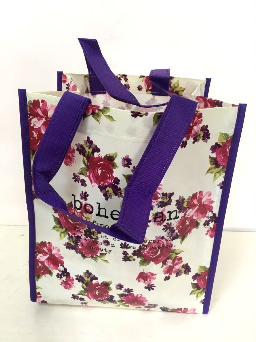 ECO Friendly shopping non woven bag