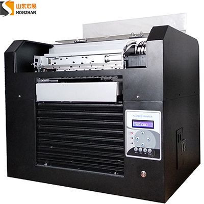 Honzhan HZ-DTGA3-6C any color t-shirts fabric printing machine DTG garment printer with R1390 printhead
