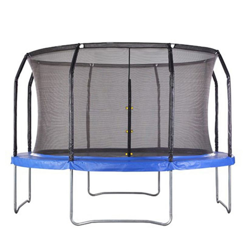 6FT 8FT 10FT 12FT 14FT 15FT 16FT Big Trampoline With Fiberglass With Enclosure