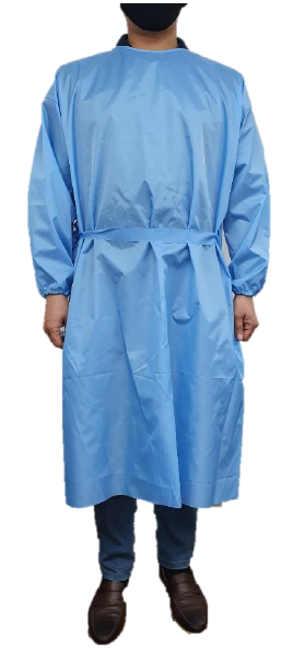 Reusable isolation gown - Level 3