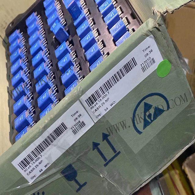 CASR25-NP CASR25 Current Sensors