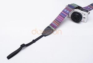 154cm Adjustable Comfortable Vintage SHETU Geniue Leather Camera Shoulder Strap
