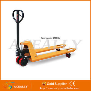 1.8-2.0 Ton Pallet Jack/Hand manual pallet truck/Material handling tool