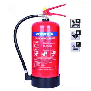 8kg Abc Dry Powder car fire extinguisher