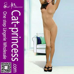 Alluring top fashion full body lingerie body stocking