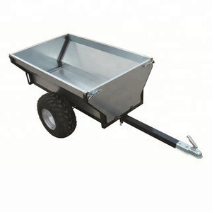 ATVs Cargo Box, ATV Accessories, ATV Garden Timber Trailer For Transport Goods