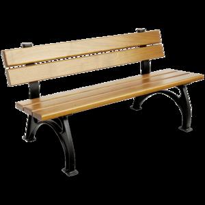 Best Quality Cast Bench Seat Garden  High Quality Wooden Street Bench iron Park Seat