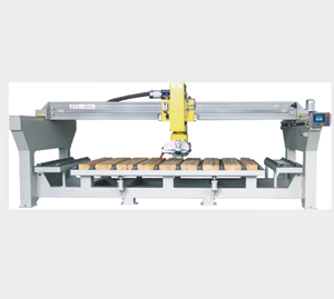 China fine STONE cnc router granite bridge saw/stone engraving machine 350M