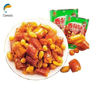 China Fried Crispy Snack Salted Nuts Flavor Coated Peanut Snack