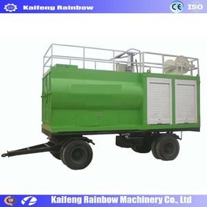 China hydraulic hydroseeding grass seed spraying machine