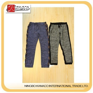 China supplier hot rayon lounge pants women bedroom sleepwear pants