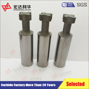Customized Carbide Tool Parts for Boring Rods System