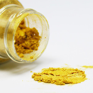 Genuine Low Price 10 g per Bottle Colorful Golden Pigments Decoration Dessert Cake Pastry Food Edible Gold Colorful Powder