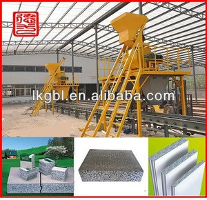 Good price making equipments for magnesium oxide board