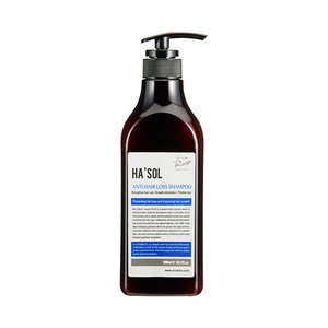 [HA'SOL] HIGH QUALITY Korean Cosmetic Hair Product Anti-hair loss SHAMPOO scalp care anti hairloss