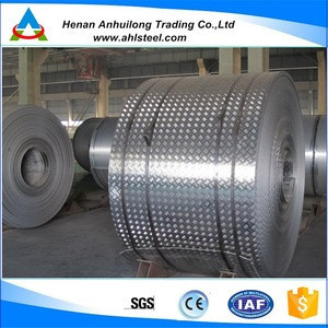 High quality embossed aluminum, custom color embossed aluminum sheet