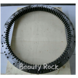 Hot sale SK200 swing gear bearing slewing SK200-6,SK200-8 SK210LC-8 swing circle