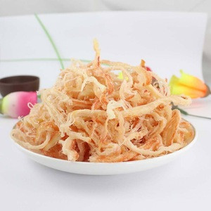 Hot selling shredded squid, dried squid and other snacks