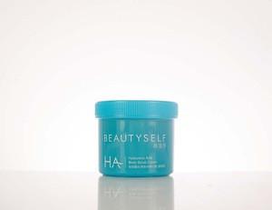 Hyaluronic acid body Scrub 100% Natural Exfoliating Healthy Body Scrub