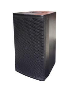 KP6010 China plywood speaker karaoke box 10 inch speaker