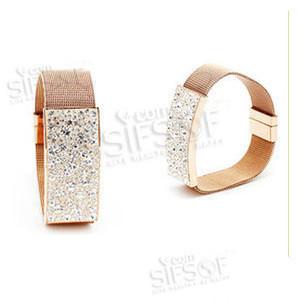 Lady's Smart Jewelry Wrist Watch Band, Popular Ladys' Decoration Watch With Sports Function, Jewelry Bracelet, SIFIT-8.7