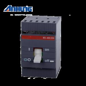Moulded Case Circuit Breaker M3 series mccb M3 200/400