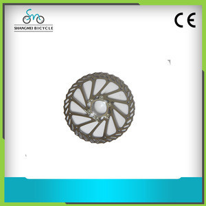 Mountain disc brake rotor