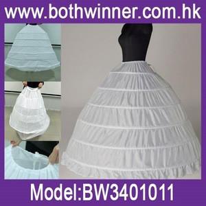 New premium adult crinoline petticoat skirt for women ,h0tbm ball gown wedding dress petticoat for sale