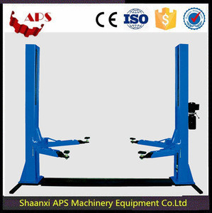 NEWS,CE,ISO Two post vehicle lift QJY3.5D