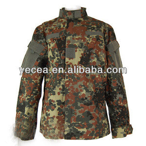 OEM service military BDU camouflage shirt uniform
