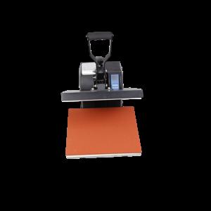 PowerPress Industrial-Quality Digital Sublimation Heat Press Machine for T Shirt, 15x15 Inch, Black,Heat Trtansfer