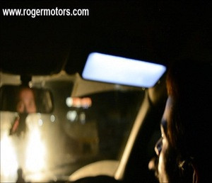 ROGER Night Driving Anti Glare Light For Truck Driver.
