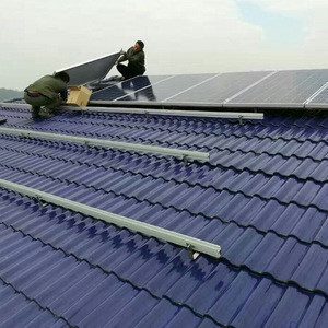 Solar panel mounting bracket home roof pv installlation photovoltaic solar bracket