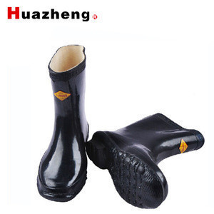special insulating purpose cheap working safety half boots