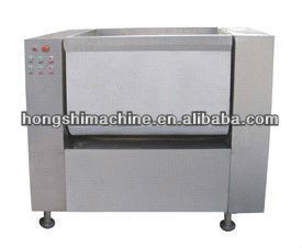 The stainless steel of mixer and kneader machine