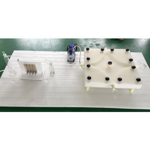 TOP-4-150 Laboratory Insect olfactory apparatus four arms Insect Olfactometer for university research
