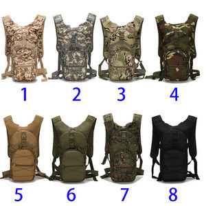 Ultralight Molle Outdoor Sports Cycling Climbing Bag 800D Oxford Military Hiking Bicycle Backpack