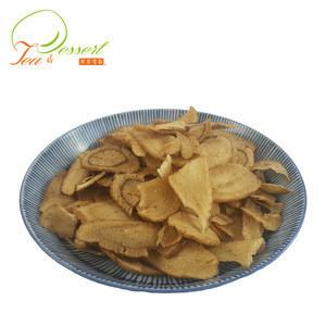Vacuum low salty burdock dried vegetable chips